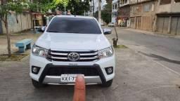 Toyota Hilux Srv 2.7 flex c/ gás