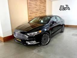 Ford - Fusion 2.0 Titanium híbrido automático ano 2017 (gasolina e elétrico )