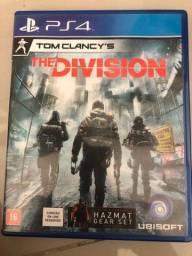 The Division - PS4 ( mídia física)