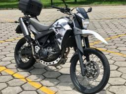 XT 660R (XT 660) Branca ano 2015/2016 - não é Tenere