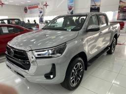 Hilux SRV Diesel 2021 Blindado 3-A 0km