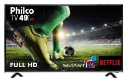 """Smart TV Led 49"""" Philco PTV49E68DSWN"""