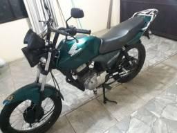 Honda titan 150 ano 2005