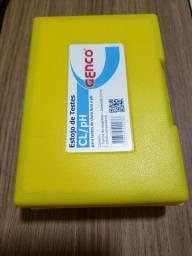Estojo de teste Geco para cloro livre e ph.
