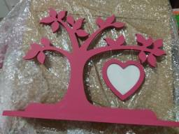Título do anúncio: Árvore rosa