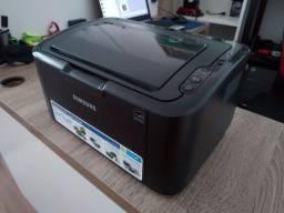 Título do anúncio: Impressora Samsung Laserjet Ml1665 Com Toner<br>