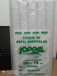 Papel lençol descartável 70x50