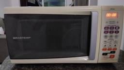 Título do anúncio: Micro-ondas Brastemp