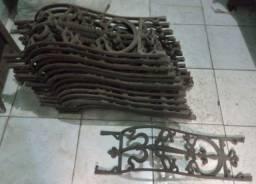 Vendo Peças Decorativas para Varanda de Ferro