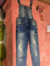 Macacão jean