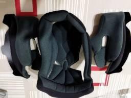 Título do anúncio: Forração Completa capacete NORISK (Tam 60) ORIGINAL