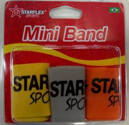 Kit Mini Band (Fraco / Médio / Forte)
