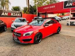 Título do anúncio: Mercedes Benz CLA 250 Sport 2.0 Vermelho