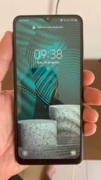 Título do anúncio: Samsung A12 64gb-Semi novo!