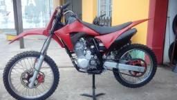 Título do anúncio: Moto veloterra / trilha CRF 200cc