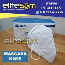 Máscara de Proteção KN95 da Jieya na Elite Som