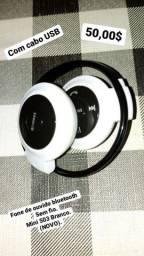 Título do anúncio: Fone de ouvido sem fio (NOVO)
