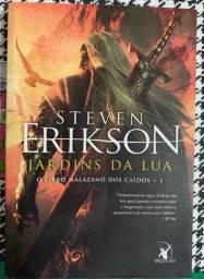 """Título do anúncio: Jardins da Lua"""" (O Livro Malazano dos Caídos vol. 1) - Steven Erikson"""