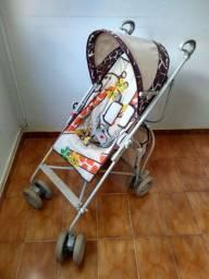 Carrinho de bebê Galzerano Girafinhas