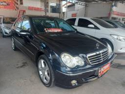 Título do anúncio: Relíquia! M.Benz C350 Ano 2006 Automático Completo