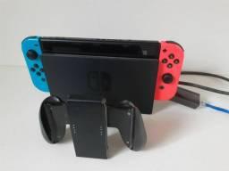 Nintendo switch + 20 jogos