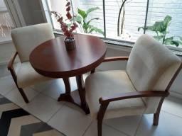 Título do anúncio: Conjunto Deluxe - Mesa e cadeiras