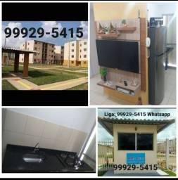 Título do anúncio: ..Vendo Apartamento valor 58.000 MiL com TODOS móveis dentro
