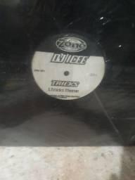 disco de vinil importado