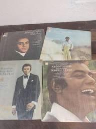 Lote 4 disco vinil Johnny Mathis
