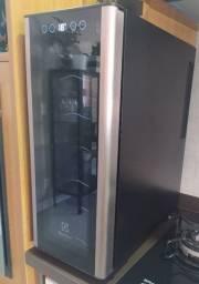 Adega Electrolux ACS12 12 Garrafas 110V - Inox