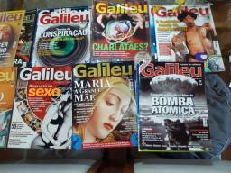 Coleção de Revistas Galileu