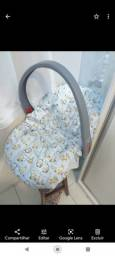 Capa bebê conforto e carrinho
