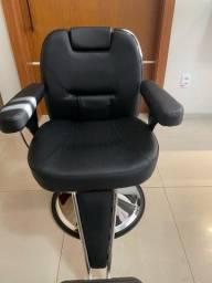 Título do anúncio: Cadeira Cabeleireiro Chicago Luxo