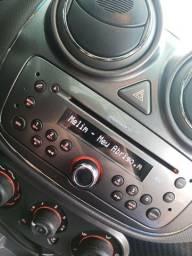 Rádio fiat com Bluetooth e CD