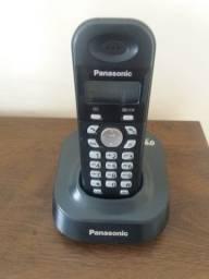 Título do anúncio: Telefone sem fio - Panasonic - Semi-novo