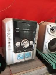 Som Panasonic 540watts