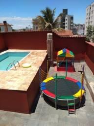 Cama elástica 2,50M + piscina de bolinha 1,5× 1×5 200$