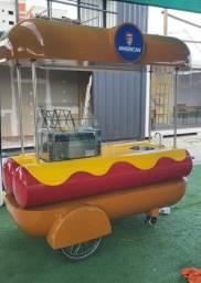 Carrinho Hot Dog dos Sonhos