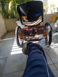 Vendo triciclo elétrico