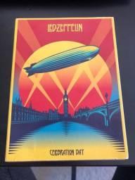Led Zeppelin: Celebration Day (2007) - DVD + 2Cds