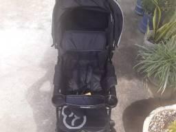 Carrinho de bebê galzerano 4 meses de uso