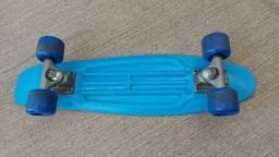 Skate Azul pouco uso