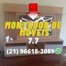 Título do anúncio: Montador de Móveis Recreio, Vargem, Jacarepaguá