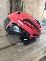 Título do anúncio: Capacete ciclismo Specialized S-Works Evade