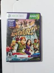 Jogo Kinect Adventures Original pra Xbox 360