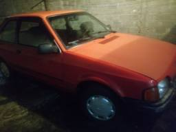Ford Escort L 1.6 alcool 1987 valor 6.000.00