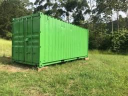 Título do anúncio: Container 20 pés 6 metros