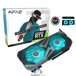 Placa de Vídeo Galax GeForce RTX 3060 12GB - GDDR6