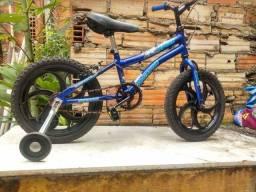 Bicicleta infantil Hoston ar 16