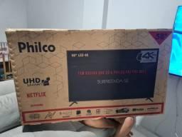 TELÃO DE  TV PHILCO SMART 4K 58 polegadas